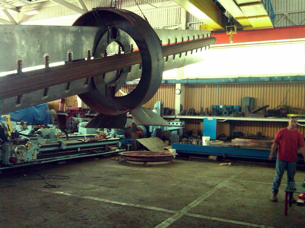 Custom Fabrication & Welding